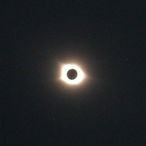 Point-and-shoot eclipse