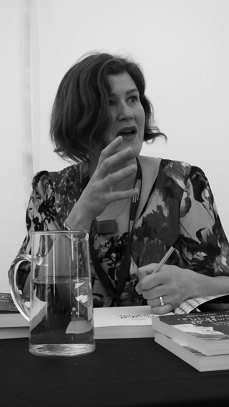 Edinburgh International Book Festival 2017 - Hannah Berry & Sarah Laing 06