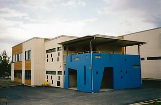 Åsvang skole - Nybygg (2003)