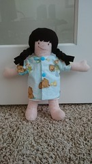 Owie Doll Reversible Shirt