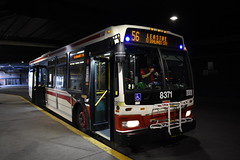 Toronto Transit Commission   Bus   2012 Orion 07.501 EPA10 8371