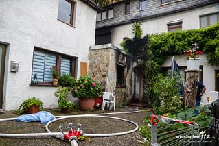 Tödlicher Wohnungsbrand Mainz-Oberstadt 12.08.17