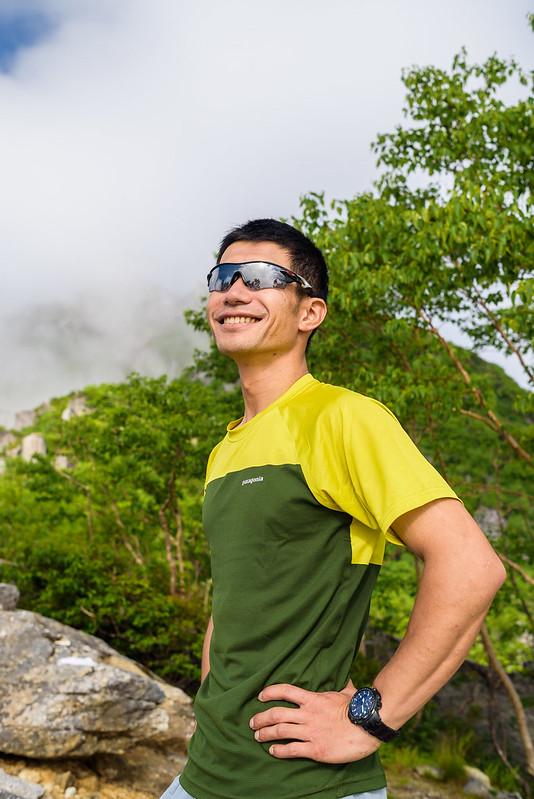 Alpine climber Mr.Yasuhiro Hanatani
