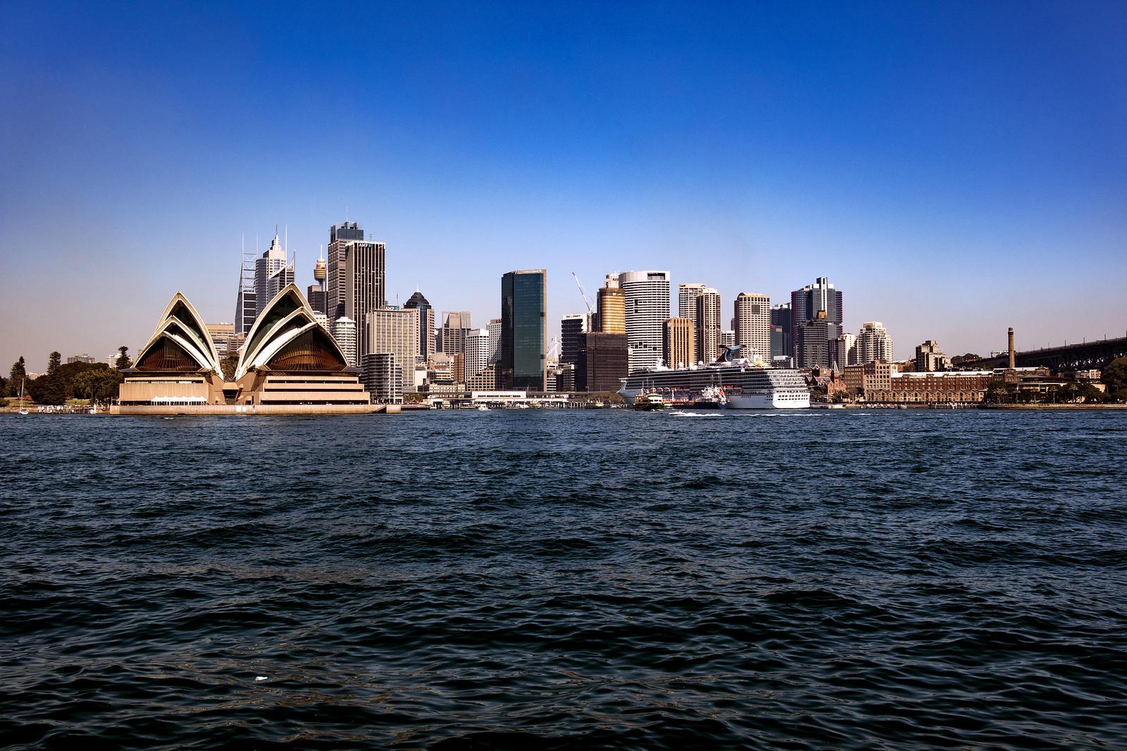 Sunny Day in Sydney