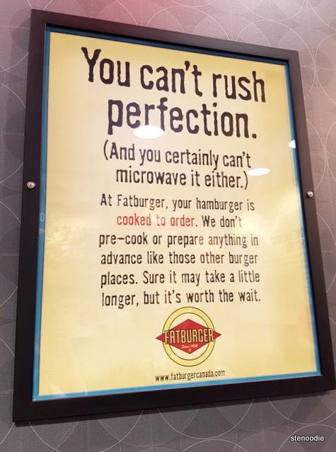 Fatburger poster