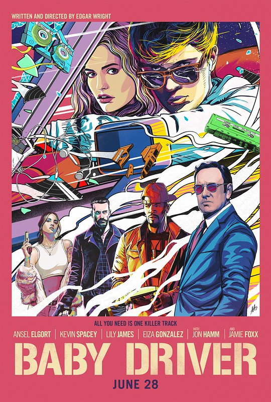 Baby Driver - Poster 15