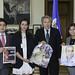 Secretary General Meets with Family of Mayor of Iribarren, Venezuela