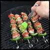 #veal #Arrosticini #kabob #Spiedini #BBQ #KamadoJoe #homemade #CucinaDelloZio -