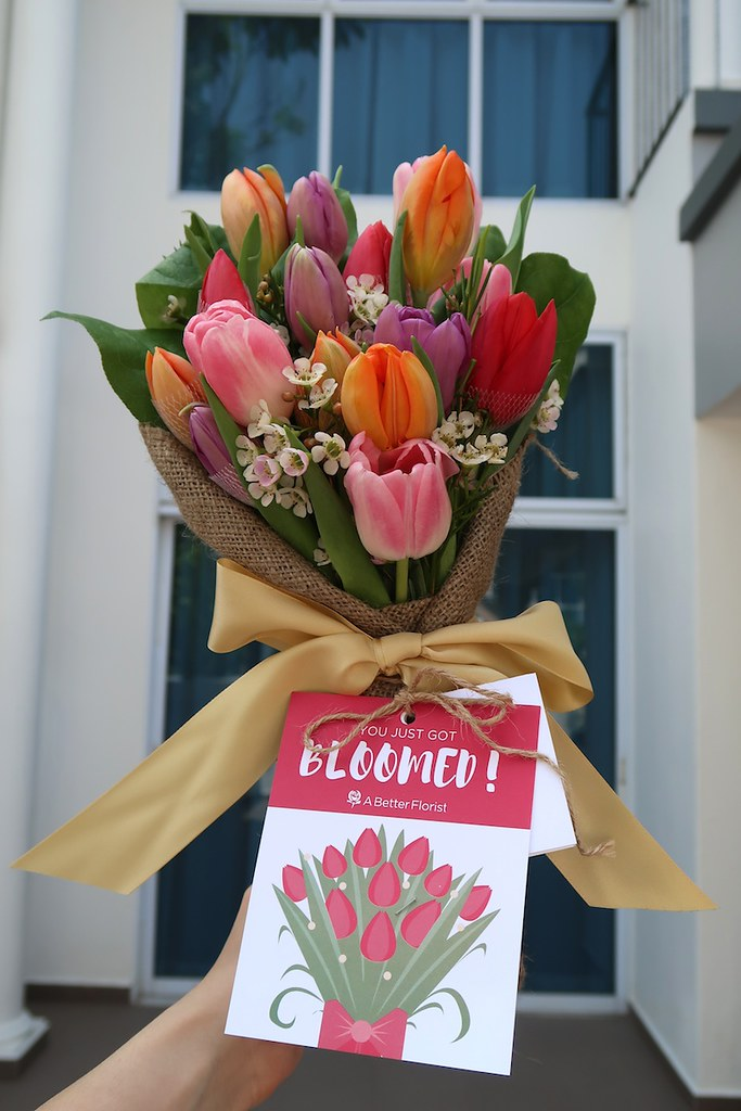 A Better Florist Allison