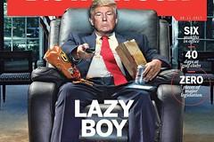 Lazy Boy Trump