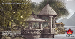 Trompe Loeil - Amelie Pavillion for Collabor88 September
