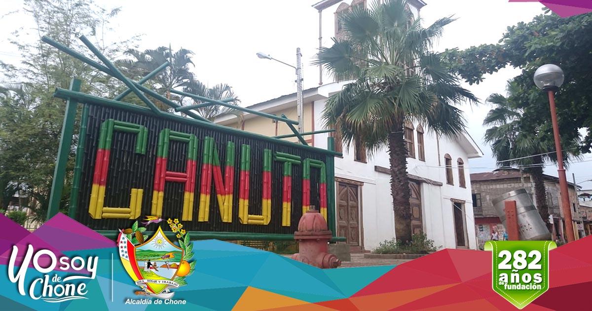 Canuto cumple 155 años de parroquialización y la alcaldía realizará Noche Cultural