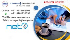 .net course in bangalore
