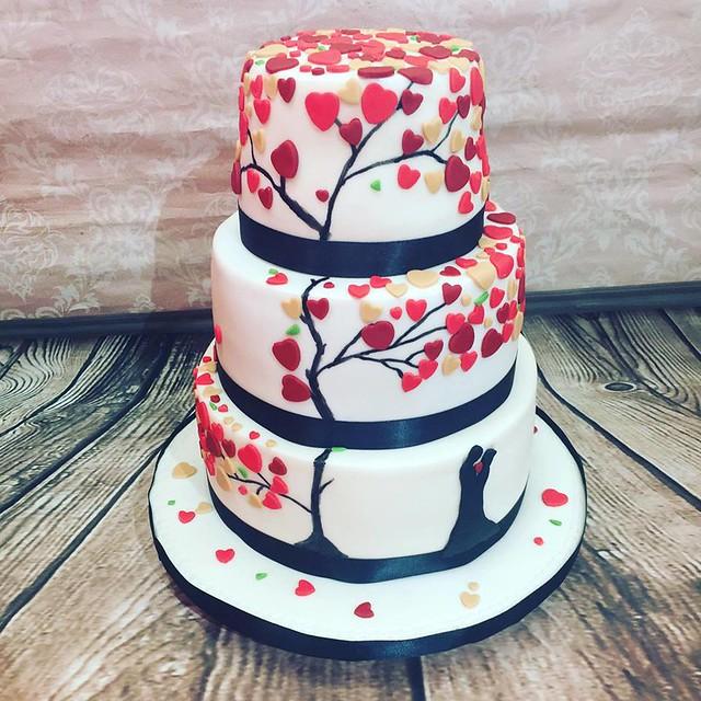 Cake by Khadija's Cakes