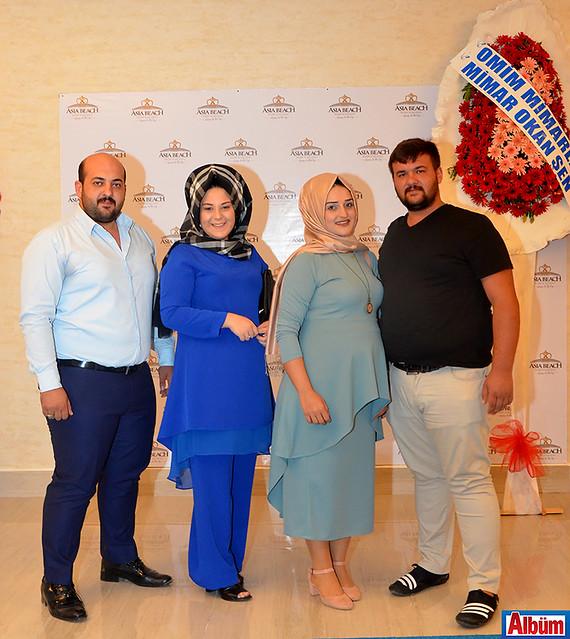 Kadir Sınacı, Tülay Önal, Ayşe Aykul, Ceyhun Aykul