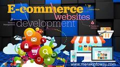 E-Commerce Website Development India - Merak Infoway