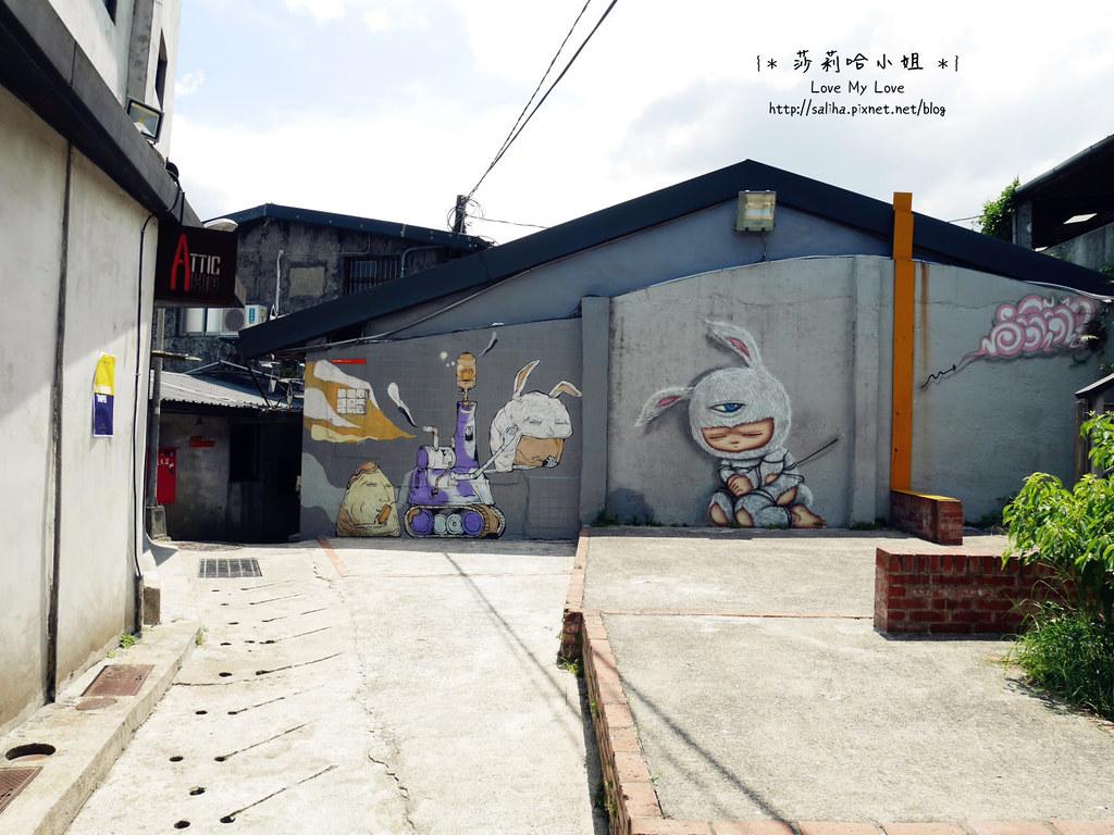 台北一日遊景點推薦公館寶藏巖 (21)
