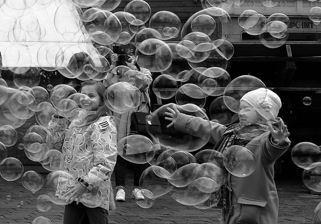 Bubbles, Fujifilm X-T10, XF18-55mmF2.8-4 R LM OIS