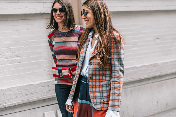 best new york street style fashion week trend style outfit 14