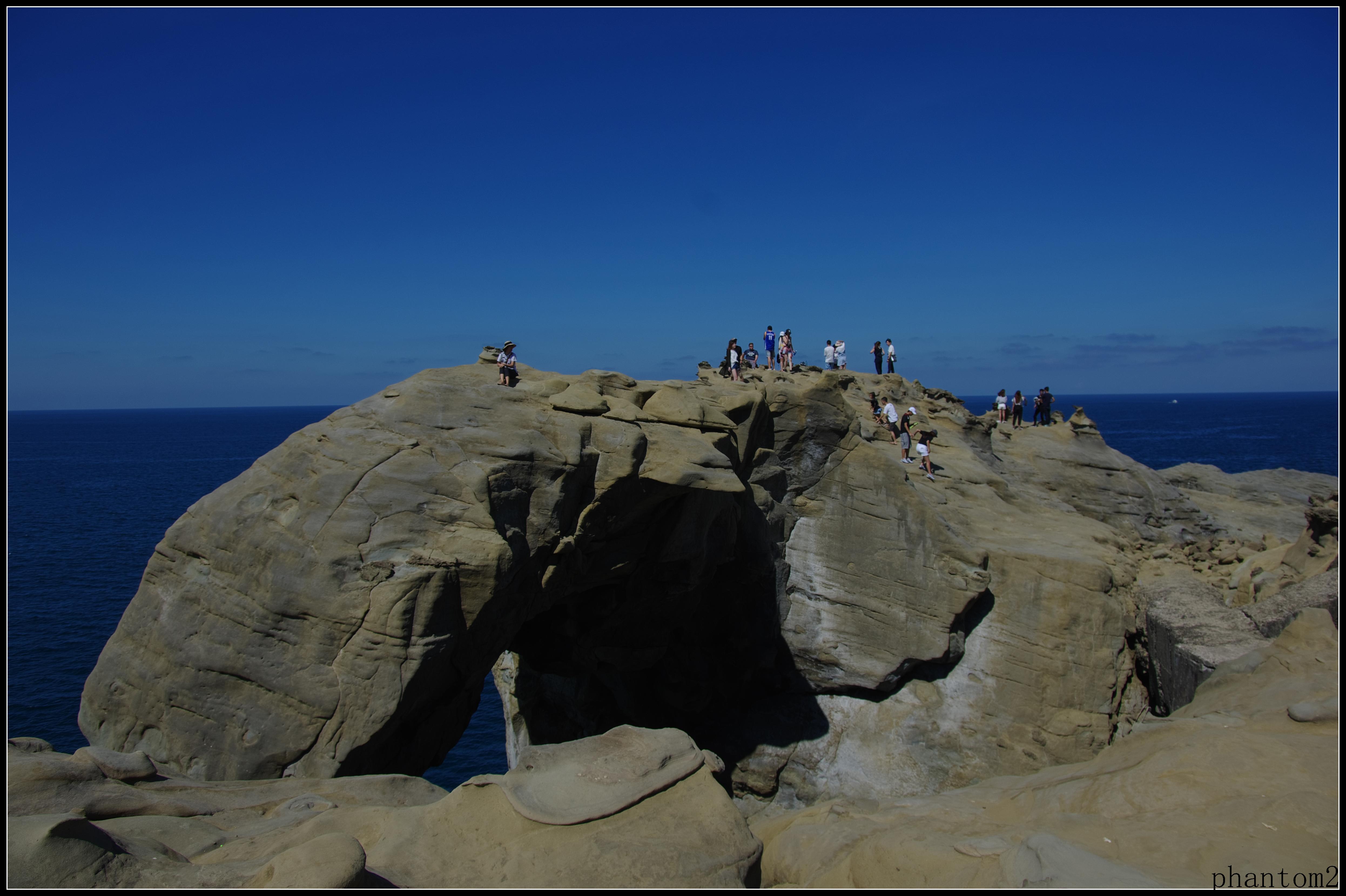 初訪深澳岬