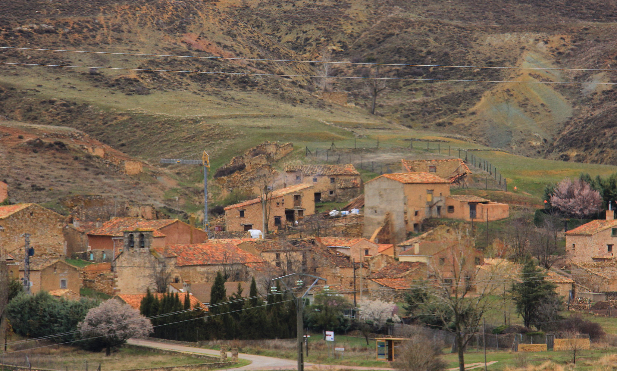 obscure towns of central spain