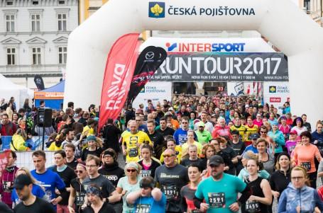 ANKETA: Závod první půlky roku? RunTour v Českých Budějovicích!