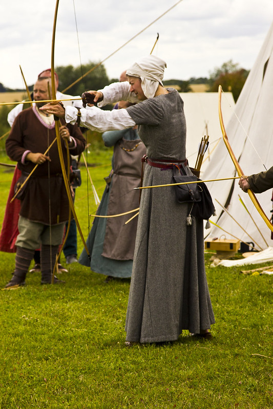 East Anglia Living History Fair 2017 in Stowmarket