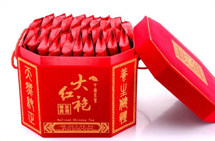 Free Shipping DaHongPao Super Grade 420g ZhongMinHongTai China FuJian WuYi Mountain Chinese Cliff Tea Cha Gift Boxed