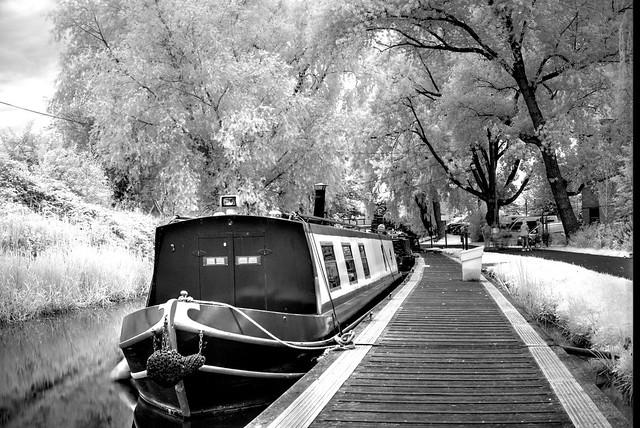 Union Canal Edinburgh, Fujifilm X-T2, XF35mmF2 R WR