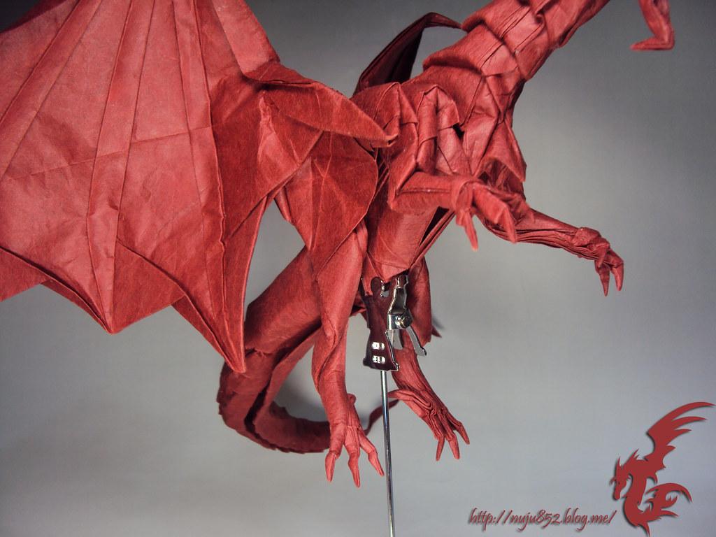 Mdanger217s Favorite Flickr Photos Picssr Origami Ancient Dragon Diagram By Cng Dragonalduin Ver