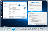 Торрент скачать Windows 10 Enterprise LTSB x86-x64 1607 RU Office16 by OVGorskiy® 09.2017 2DVD