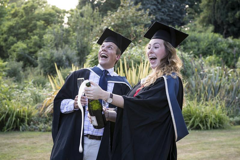 Graduation gallery - Oxford Brookes University
