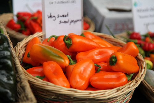 Sweet Peppers (threejumps)