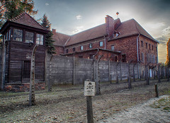 Auschwitz - Pologne - HDR