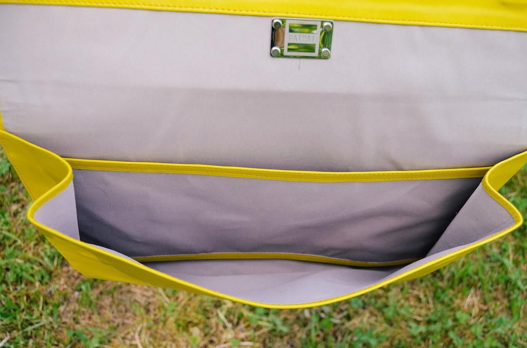 galbena geanta