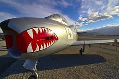 Sabre at the Palm Springs Air Musem