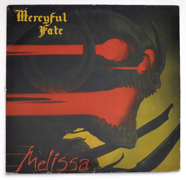 A0270 MERCYFUl FATE Melissa Roadrunner