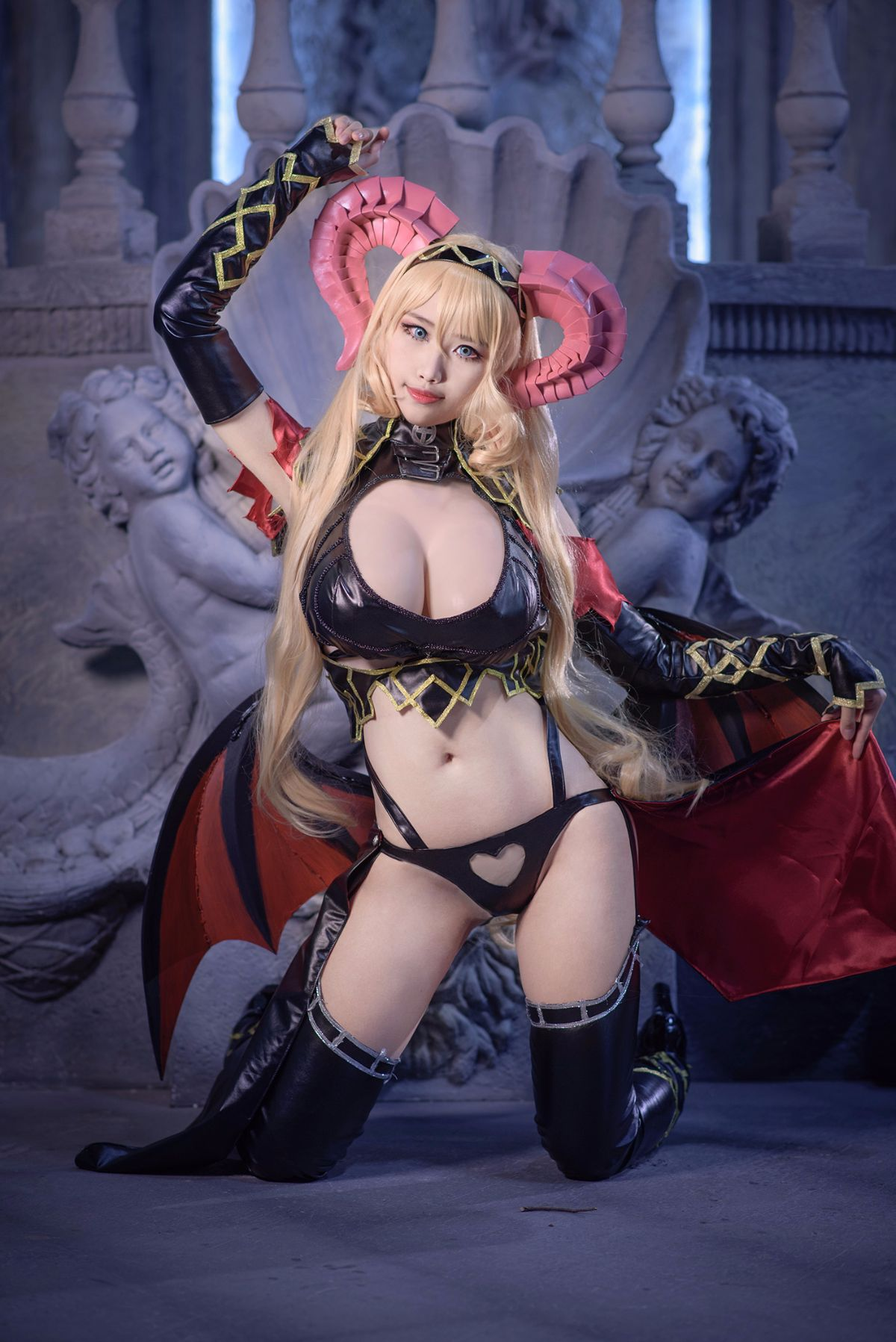 The Seven Deadly Sins - Mammon Cosplay
