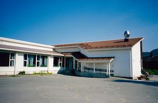 Spongdal skole - Tilbygg (2003)