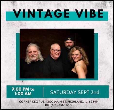 Vintage Vibe 9-2-17