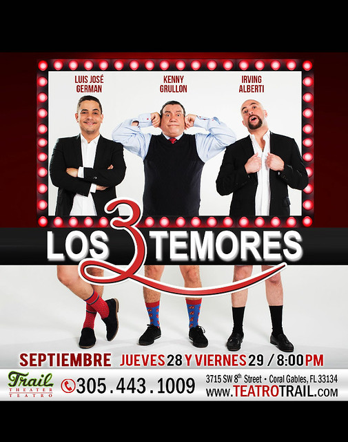 El 28 Y 29 De Septiembre en Miami, Los Tres Temores