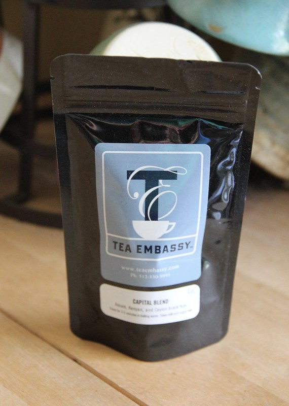 Tea Embassy Capital Blend