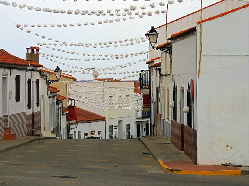 <Calle Cerro> El Granado (Huelva)