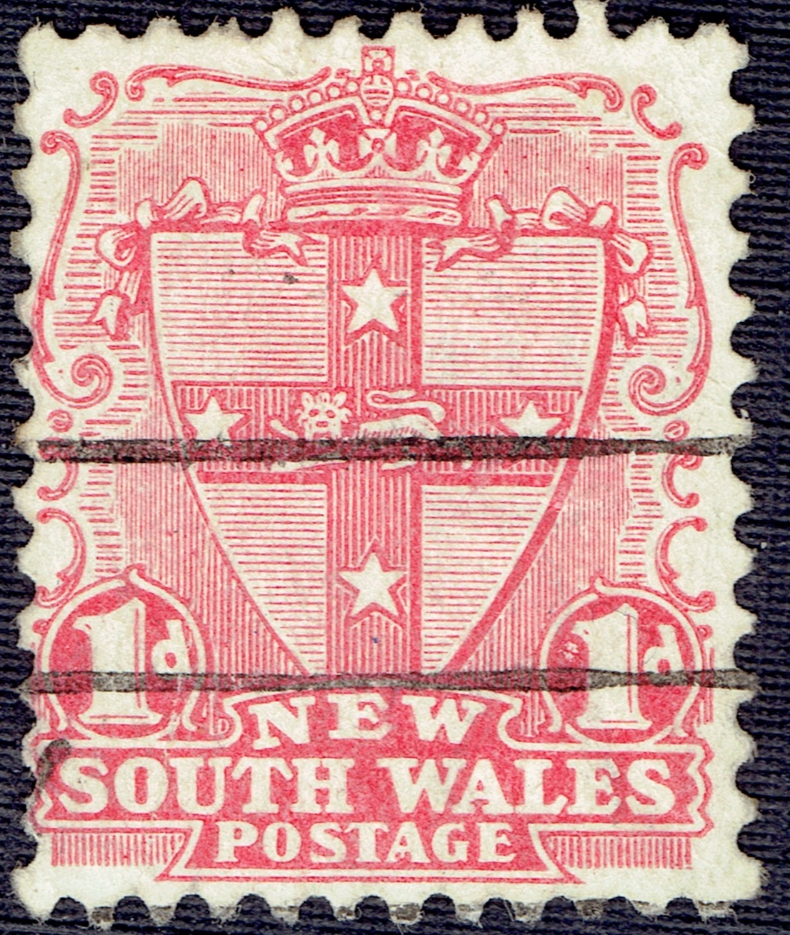 New South Wales #98 (1897)