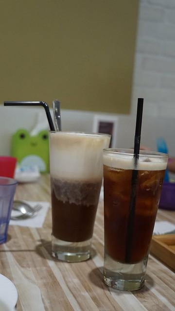 附餐的紅茶@高雄童樂島親子餐廳