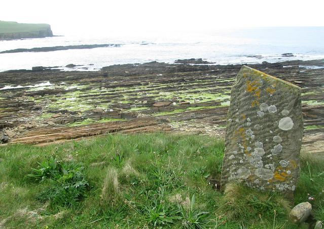 Rocks at Birsay, Orkney