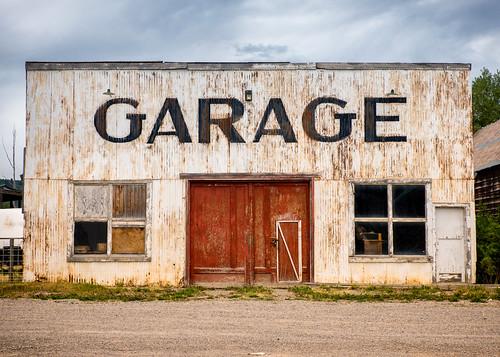 Idaho garage