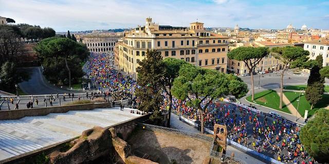 Maratón de Roma 2018