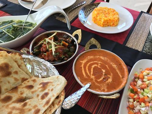 サムイ島 インド料理ランチ Indian Lunch koh samui