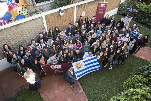 Bienvenida estudiantes internacionales - 16 de agosto de 2017